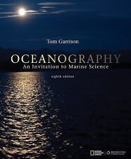 Oceanography : An Invitation to Marine Science, 8th edition, Garrison