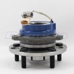 Wheel Bearing and Hub Assembly Front IAP Dura 295-13087