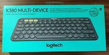 LOGITECH K380 Multi-device Keyboard