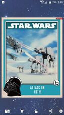 Topps Star Wars Card Trader Digital Series 1 Prime Attack on Hoth