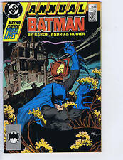 Batman Annual #12 DC Pub 1988
