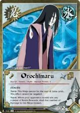 3x Orochimaru - N-1243 - Common Foil NM Naruto Weapons of War