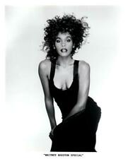 Whitney Houston Stunning Studio Glamour Pin Up Original Photo
