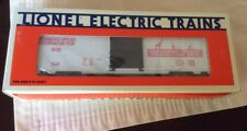 LIONEL TRAIN ANIMATED BOBBING RHINO TRANSPORT BOX CAR 6-16725 NIB