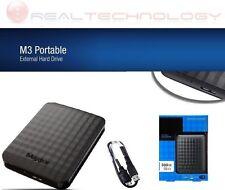 "HARD DISK ESTERNO 2,5"" 500GB-1TB-2TB-4TB MAXTOR/SAMSUNG 3.0 SLIM AUTOALIMENTATO"