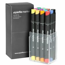 Stylefile Marker Set of 12 (A)