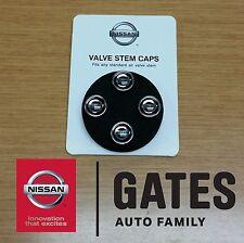 Genuine Nissan Accessory Valve Stem Caps 999MB-SX000