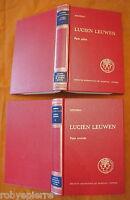 Istituto Geografico De Agostini 1968 1971 Lucienne Leuwen 2 volumi Stendhal