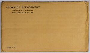 1955 Proof Set In Original Gov Packaging Item#J6731
