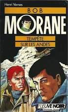 BOB MORANE . FLEUVE NOIR N°4 . 1988 .