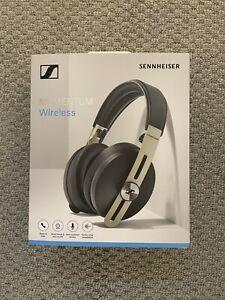 ✅ Sennheiser MOMENTUM 3 Wireless Noise Cancelling Headphones - Black