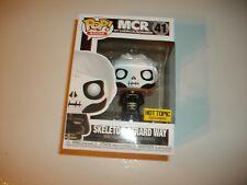 Mcr Skeleton Gerard Way Funko Rock Pop L@K!