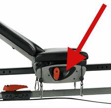 Uno usato assieme carrello SERRATURA coperchio laterale per gamba Press Sedile Bowflex Revolution