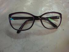 New Globe purple eye glasses frame L4058  55-16-135