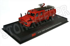 Fire Truck - Autopompe Dong Feng - China 1950 - 1/72 (No17)