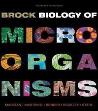 Brock Biology of Microorganisms 14th Int'l Edition