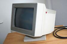 IBM MONITOR TYP 8503 monochrom b/w vintage | personal system2 monochrome display