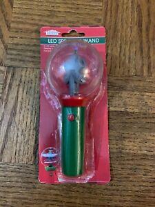 Christmas LED Spinning Wand