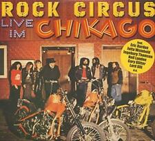 Rock Circus Feat. Eric Burdon - Live Im Chikago (NEW 2CD)