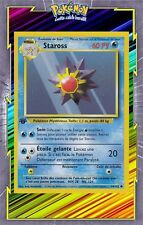 🌈Staross - Set de Base Edition 1 - 64/102 - Carte Pokemon Neuve Française