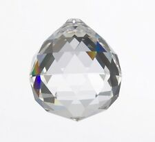 Set of 20 40mm High Quality 30% Lead Crystal Balls for Chandeliers Lighting!