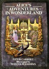 Alice's Adventures in Wonderland by Lewis Carrol  Dragon's World UK (1990HC)