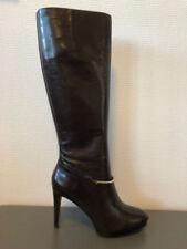 84a8ae00a8e0b4 Kniehoch Mittel Damenstiefel   -Stiefeletten mit sehr hohem Absatz (größer  als 8 ...