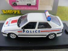 1/43 Solido Verem 3011 Renault 19 Police