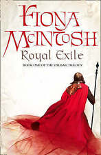 Royal Exile: Book One of the Valisar Trilogy by Fiona McIntosh (Hardback, 2008)