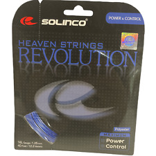 Solinco Heaven Strings Revolution 6-Sided Poly Tennis Racquet String