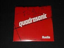 QUADRASONIC   CD PROMO 2 titres   RUELLE   2002