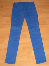Dr. Denim Jeansmakers Damen Skinny Röhren Jeans blau Modell Jamie Gr. 29/32