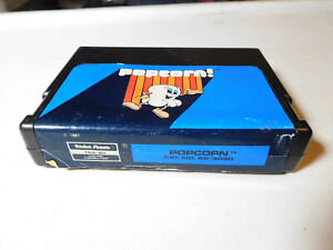 TRS-80 Popcorn! cartridge - Tandy Coco color computer - WORKS