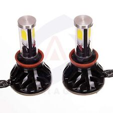 4Side LED Kit H11 9005  Combo 40W 8000LM Headlight 6000K Super White