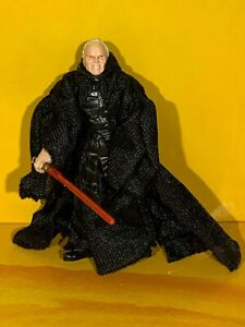Star Wars - Revenge of the Sith Evolutions Loose - Emperor Palpatine