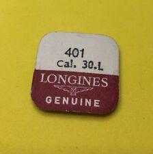 NOS Longines Winding Stem Cal.30L Part 401 Watch Parts Repair Restore Swiss New