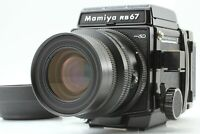【N MINT+++】 Mamiya RB67 Pro SD K/L KL 90mm f/3.5 L + 120 Film Back From Japan