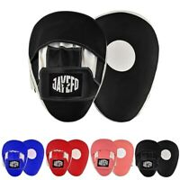 Jayefo Focus Mitts Training Punch MMA Boxing Strike Curved pad Kick Muay Thai