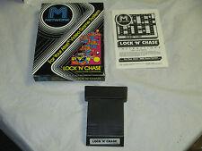 Lock 'n' Chase (M Network) (Atari 2600) complete