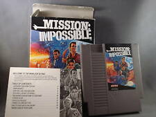 Nintendo Mission Impossible Video Game
