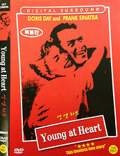 Young at Heart (1954, Gordon Douglas) DVD NEW