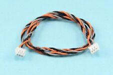 Spektrum Remote Receiver Extension Cable 30cm X 2 - Satellite 3GX Beast X VBAR