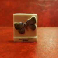 Bean - Butterfly Cerulean of Nerpruns - save Water Freshwater - Wwf (5525)