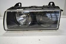 OEM BMW 92-99 E36 EURO BOSCH GLASS LEFT SIDE HEADLIGHT E36 M3  318I 325I