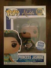 Funko POP! Vinyl POP! Disney Princess Jasmine Diamond Collection #541