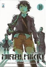 MANGA - Mirai Nikki N° 10 - Point Break 162 - Star Comics - ITALIANO NUOVO