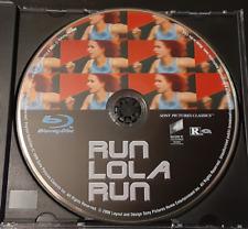 Run Lola Run < > Blu-Ray Disc-Preowned-No Case/Box-Like New