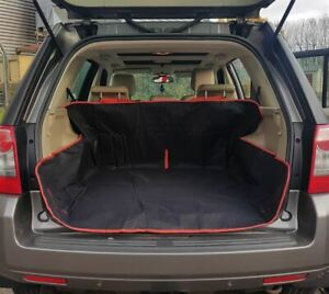 Pawamore Pet Dog Cat Vehicles Boot Liner Mat Cover for Cars Hatchback 4x4 Estate