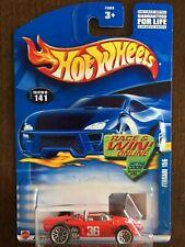 2002 Hot Wheels FERRARI 156 Mattel Wheels Collector No. 141 // NIP