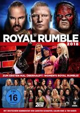 2 DVDs * WWE - ROYAL RUMBLE 2018 # NEU OVP &